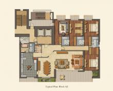 3 bedrooms apartments Sioufi Beirut
