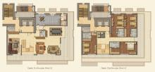 4 bedrooms apartments Sioufi Achrafieh